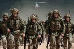 Украина должна окружить себя базами НАТО по всему периметру