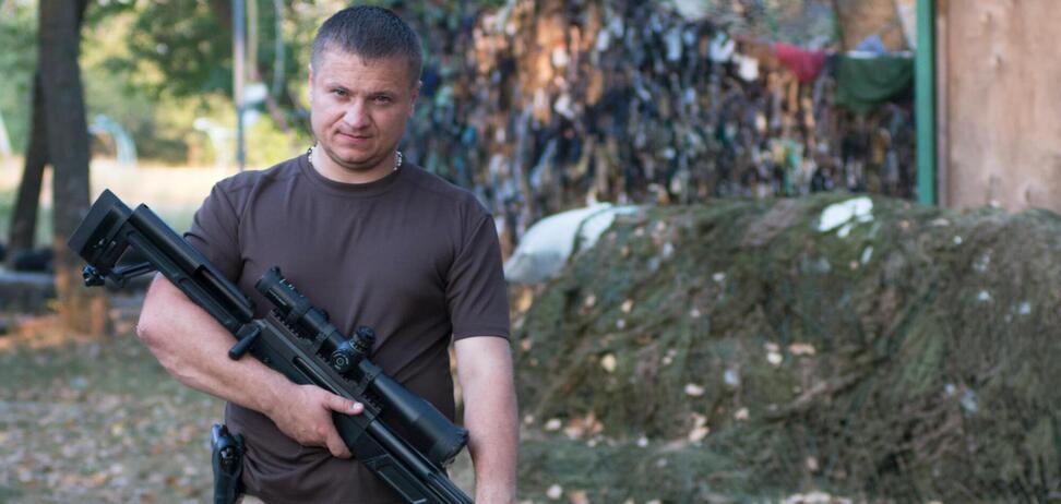 Помер заступник командира УДА Андрій 'Червень' Гергерт