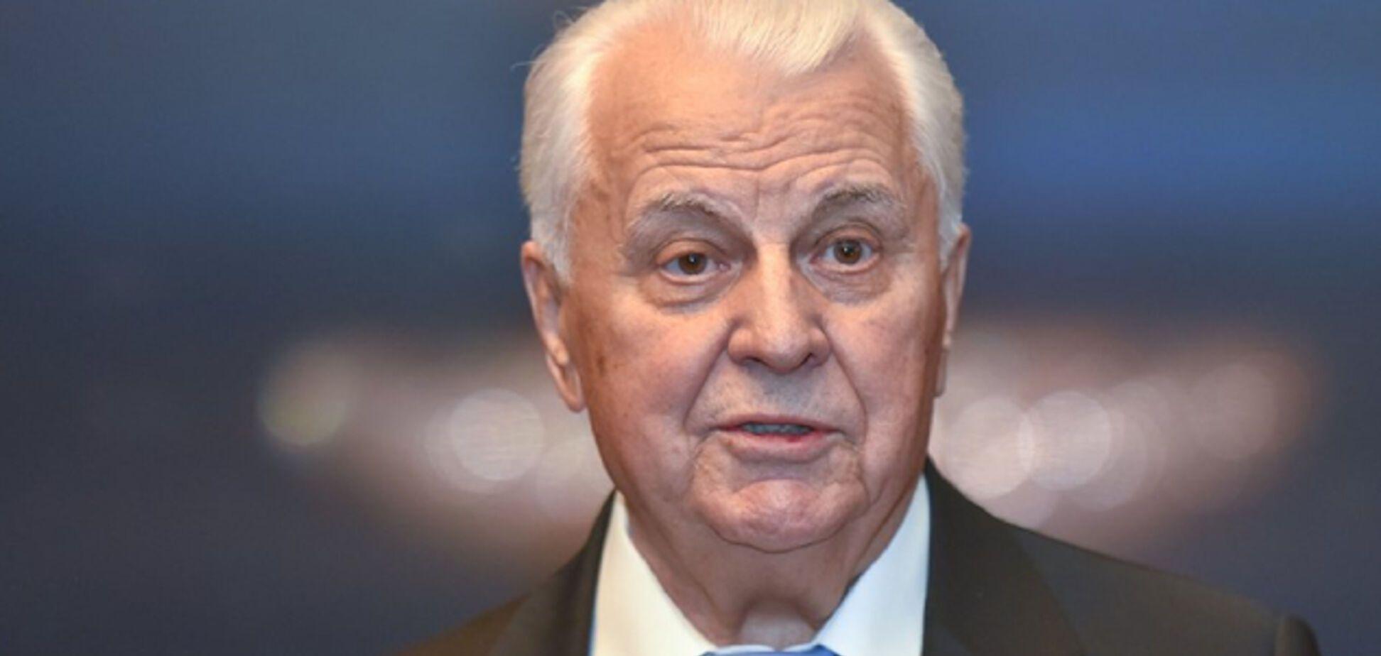 Деменція української політики: Кравчук насухо продув Скабєєвій