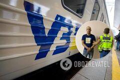 Рецидивист, избивший в поезде женщину, ехал в Киев 'устраиваться на работу'
