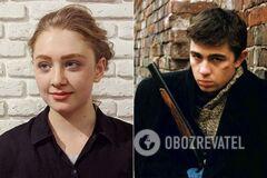 Ольга Бодрова і Сергій Бодров-молодший