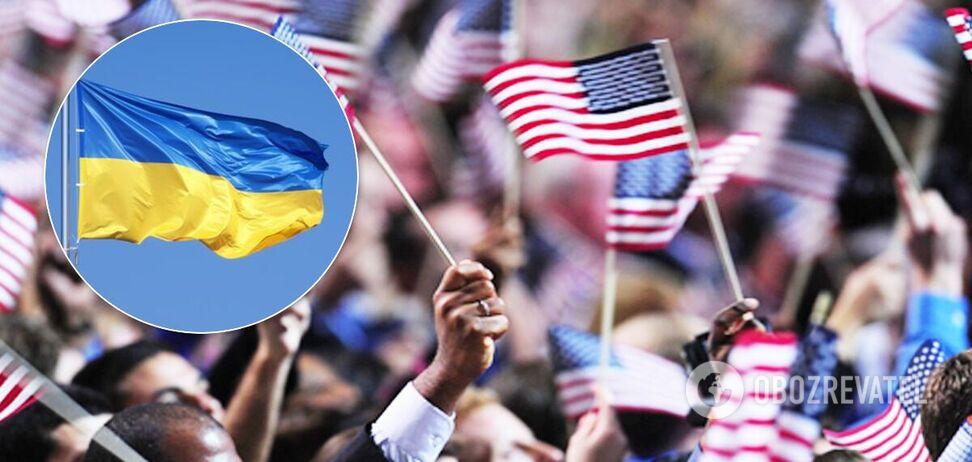 В США на выборах впервые можно будет проголосовать на украинском языке