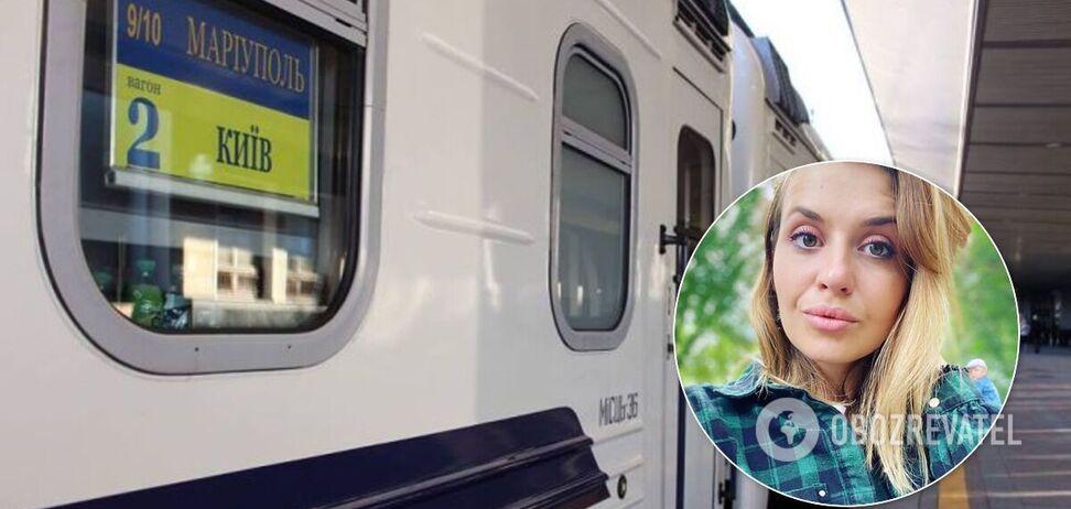 У поїзді на Київ чоловік побив і намагався зґвалтувати жінку: з'явилася реакція 'Укрзалізниці'