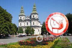 Тернополь отказался усиливать карантин вслед за Луцком