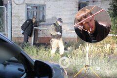 Момент ліквідації 'полтавського терориста' показали на відео