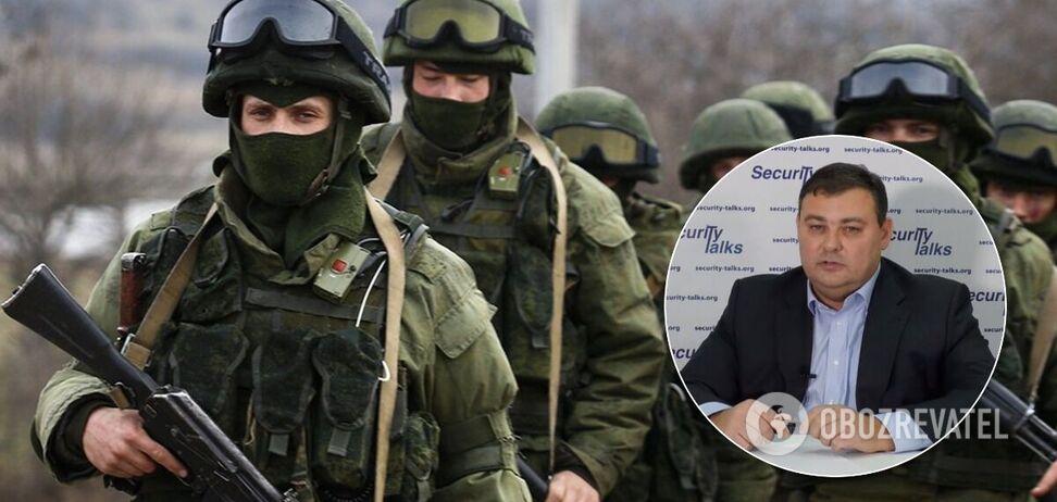 Валерій Кондратюк розповів про нові загрози з боку РФ