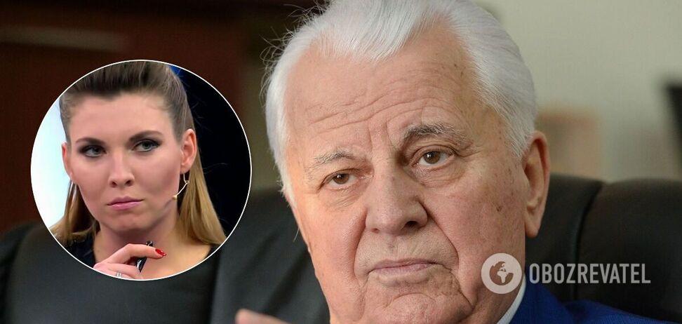 Кравчук звинуватив Скабєєву в підміні понять