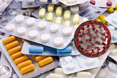 Лікар назвав ефективні ліки від коронавірусу