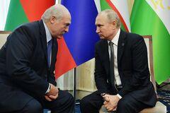 Лукашенко назвал убытки от 'нефтяных разборок' с Россией