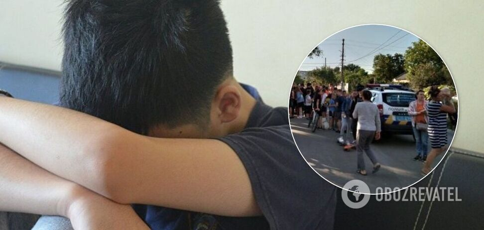 В Сумах подростки изнасиловали 6-летнего мальчика: люди подняли бунт