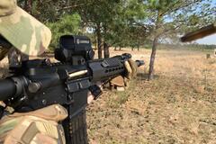 Спецназ прикордонної отримав нові гвинтівки