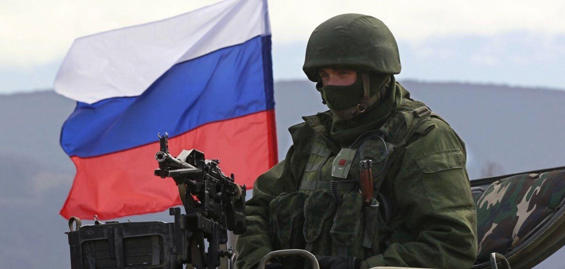 У розвідці сказали, що стримує Росію від військового наступу на Україну