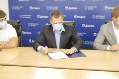 Филатов рассказал об экологическом переоснащении завода 'Потоки'