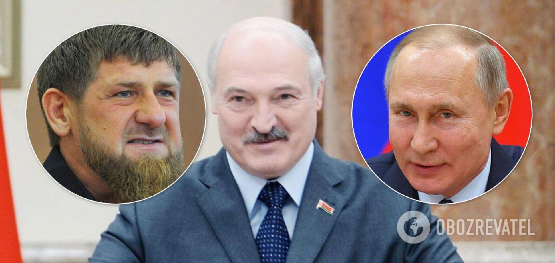 Хто і як уже привітав Лукашенка з перемогою на виборах