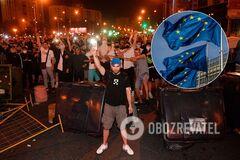 Санкции ЕС против Беларуси