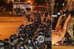 В Беларуси второй день не утихают протесты: 'Майдан' накрыли задержания. Все детали