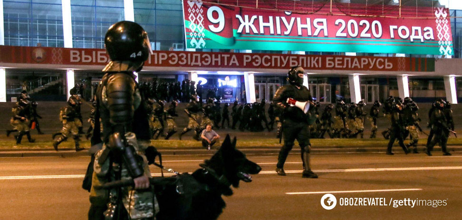 Среди белорусов просто беспредельное возмущение