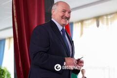 Олександр Лукашенко образив українців через протести в Білорусі