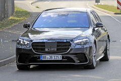 Топовый Mercedes-AMG станет мощным гибридом