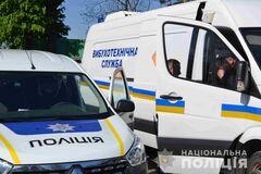 В Киеве ищут взрывчатку в нескольких посольствах