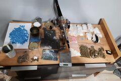 В Киеве у мужчины изъяли наркотиков на сумму около 5 млн грн