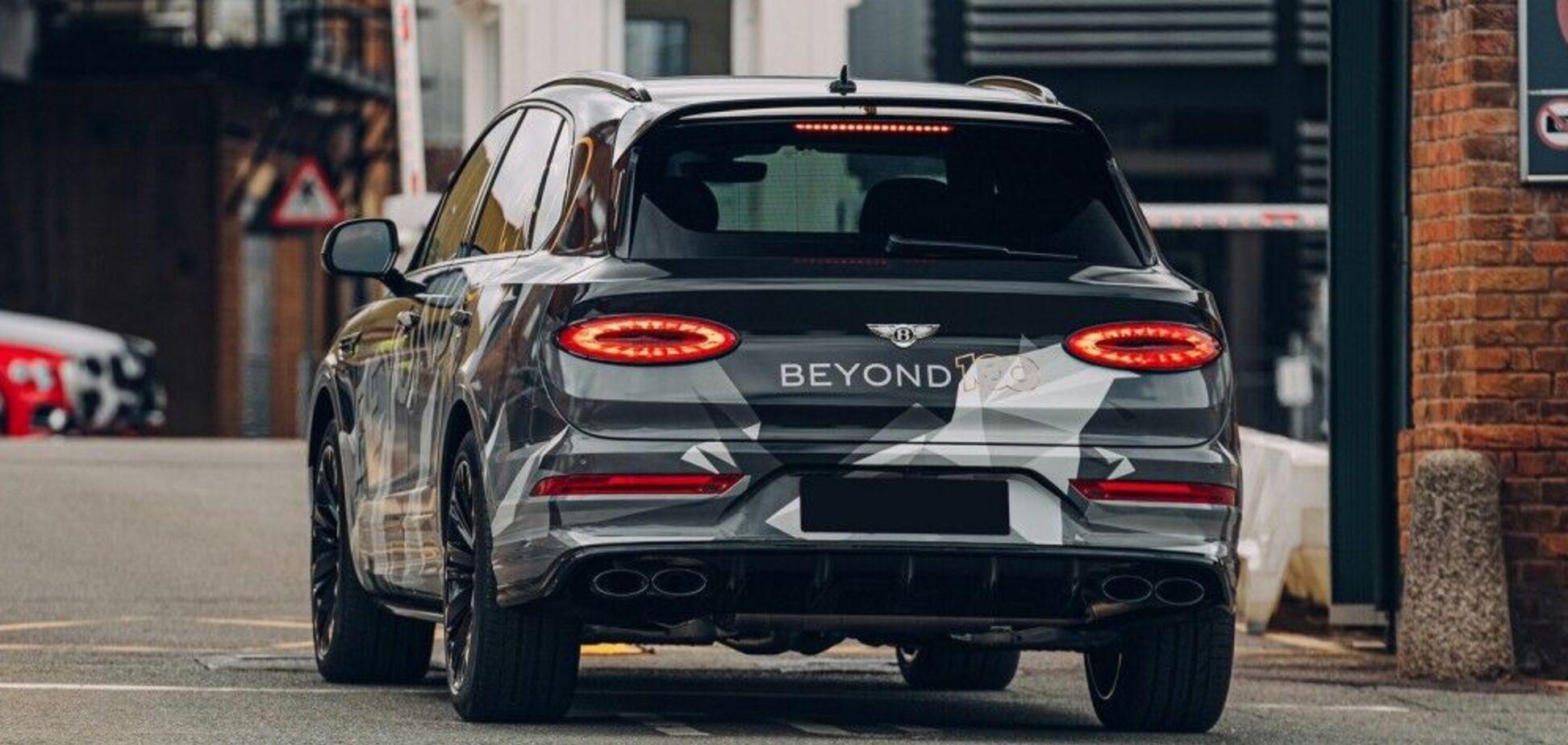 Bentley Bentayga Speed скоро вирушить у продаж. Фото: firstgear.ua