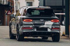 Bentley Bentayga Speed скоро отправится в продажу. Фото: firstgear.ua
