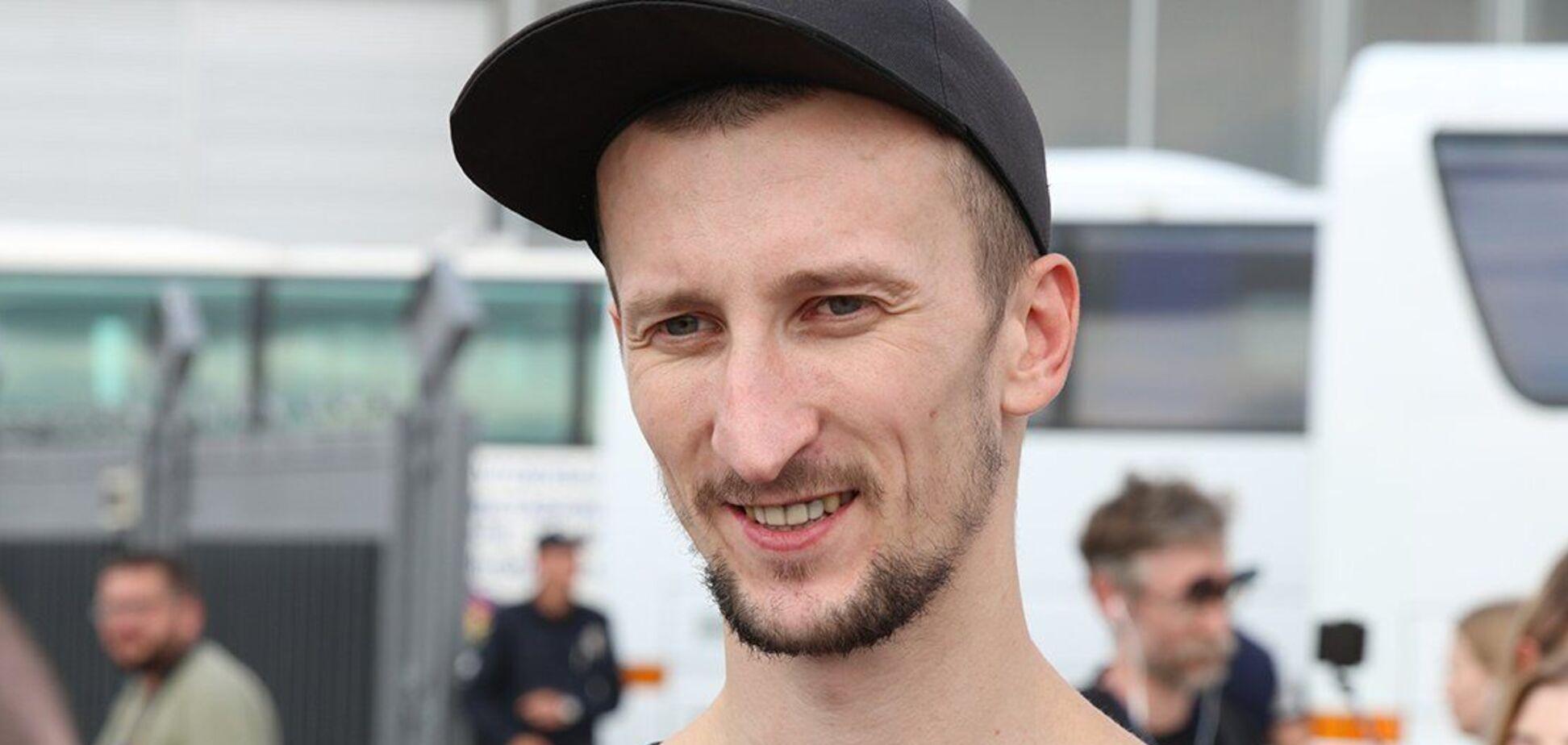 Олександра Кольченка визнали винним у хуліганстві під посольством Білорусі в Києві