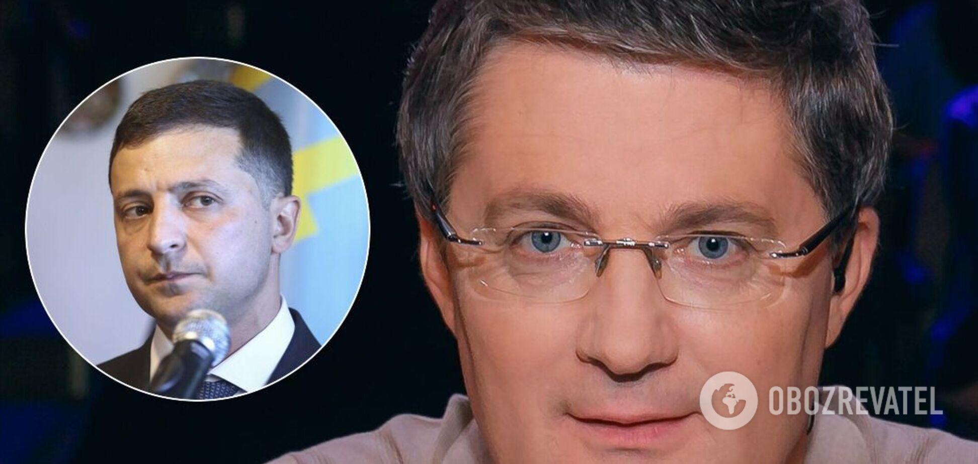 Ігор Кондратюк порадив Зеленському брати приклад з Порошенка