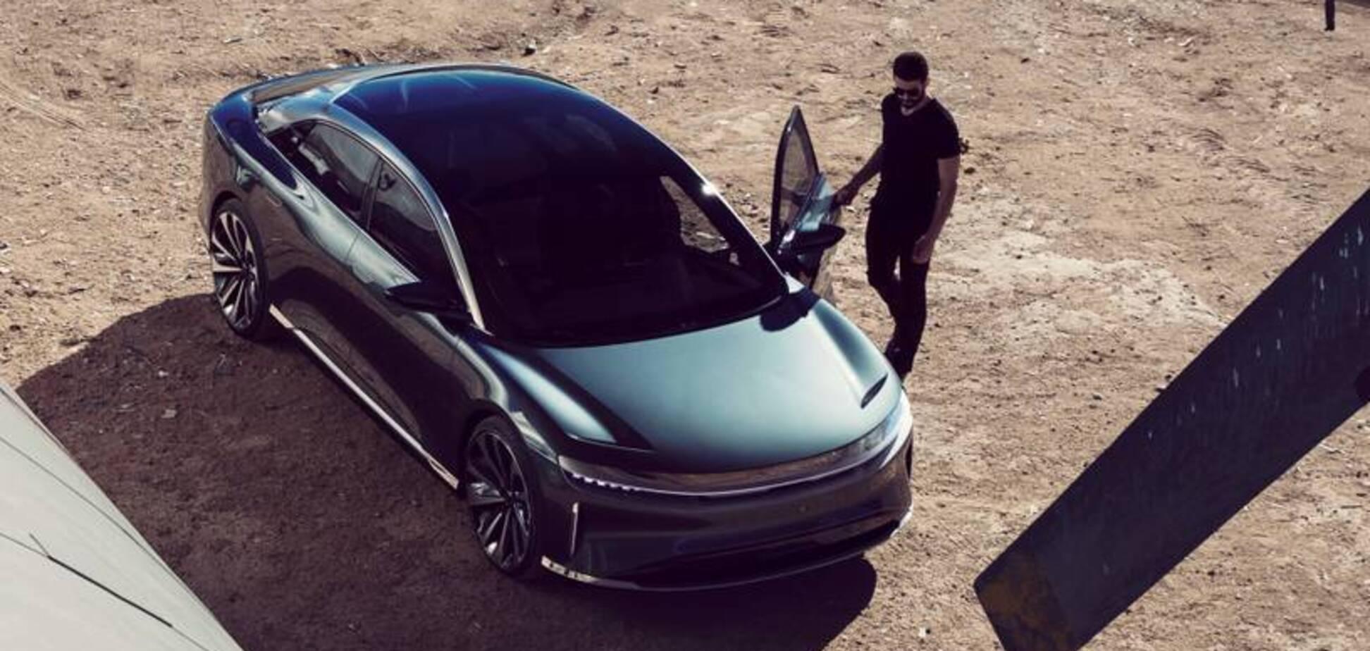 Суперник Tesla Model S поїхав на одному заряді реальні 832 км