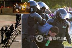 Перша жертва, коктейлі Молотова і вибухи: у Білорусі відгримів другий день протестів після виборів