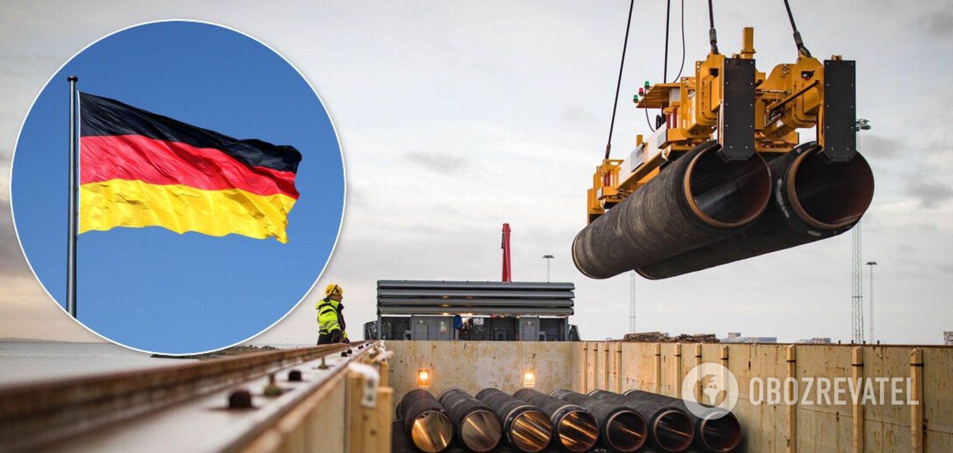 Суперечка про будівництво 'Північного потоку-2' загострився: в ФРН просять зупинити проєкт