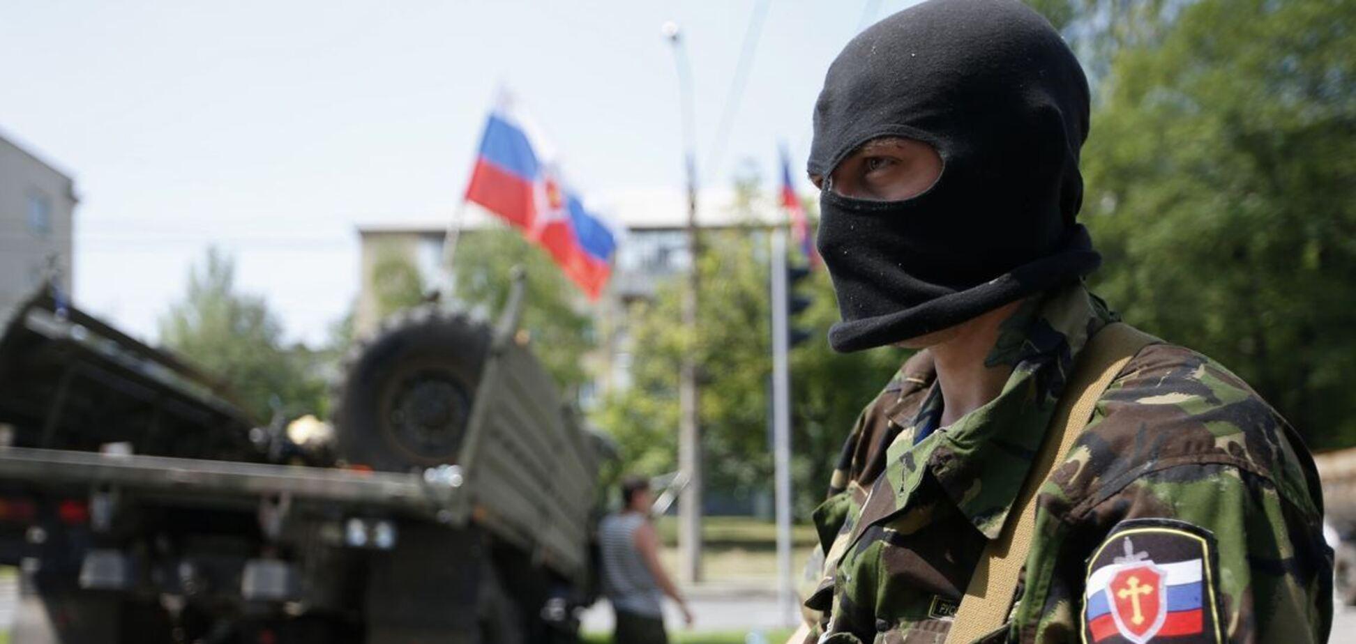 У террористов на Донбассе снова не хватает личного состава