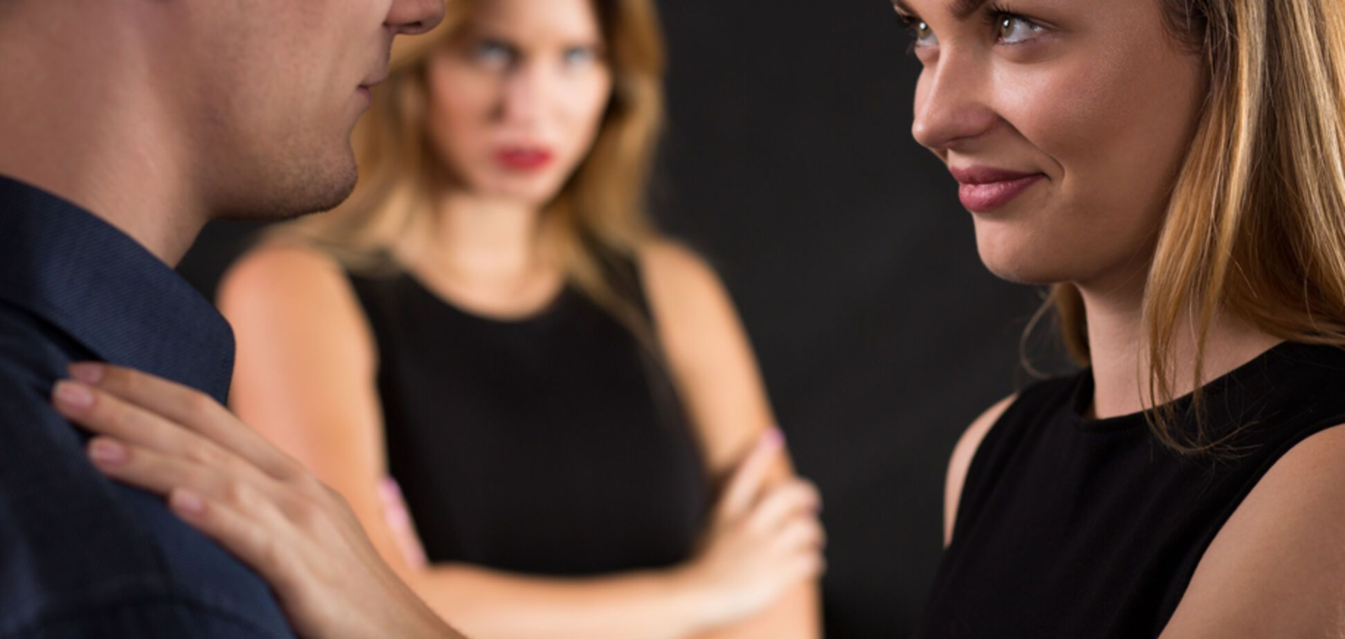 У мужа любовница: как действовать?