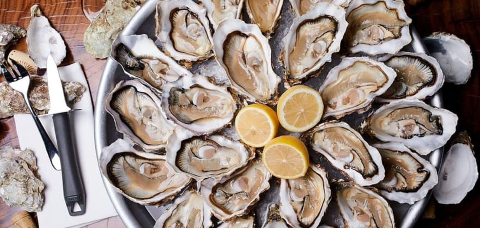 Грязные морепродукты: какие содержат яд и канцерогены