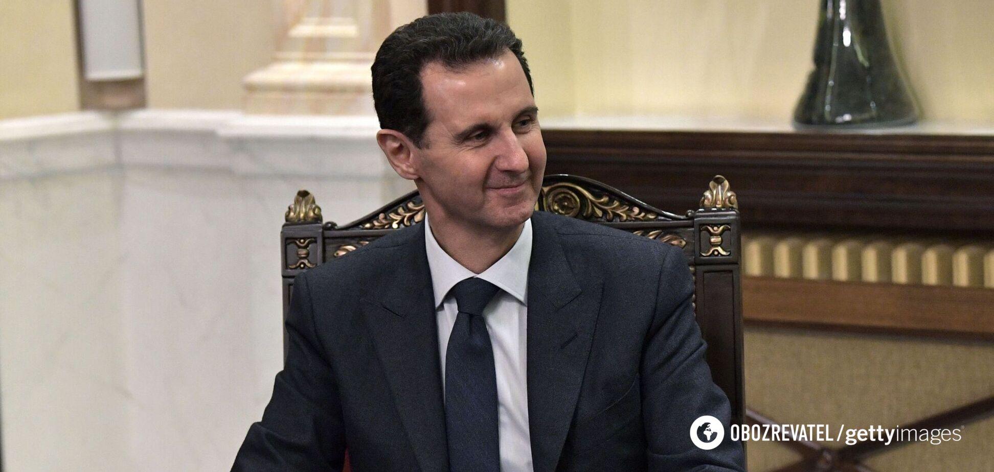Асаду стало плохо во время выступления в парламенте