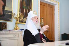 Филарет назвал Донбасс украинской землей, а россиян братьями