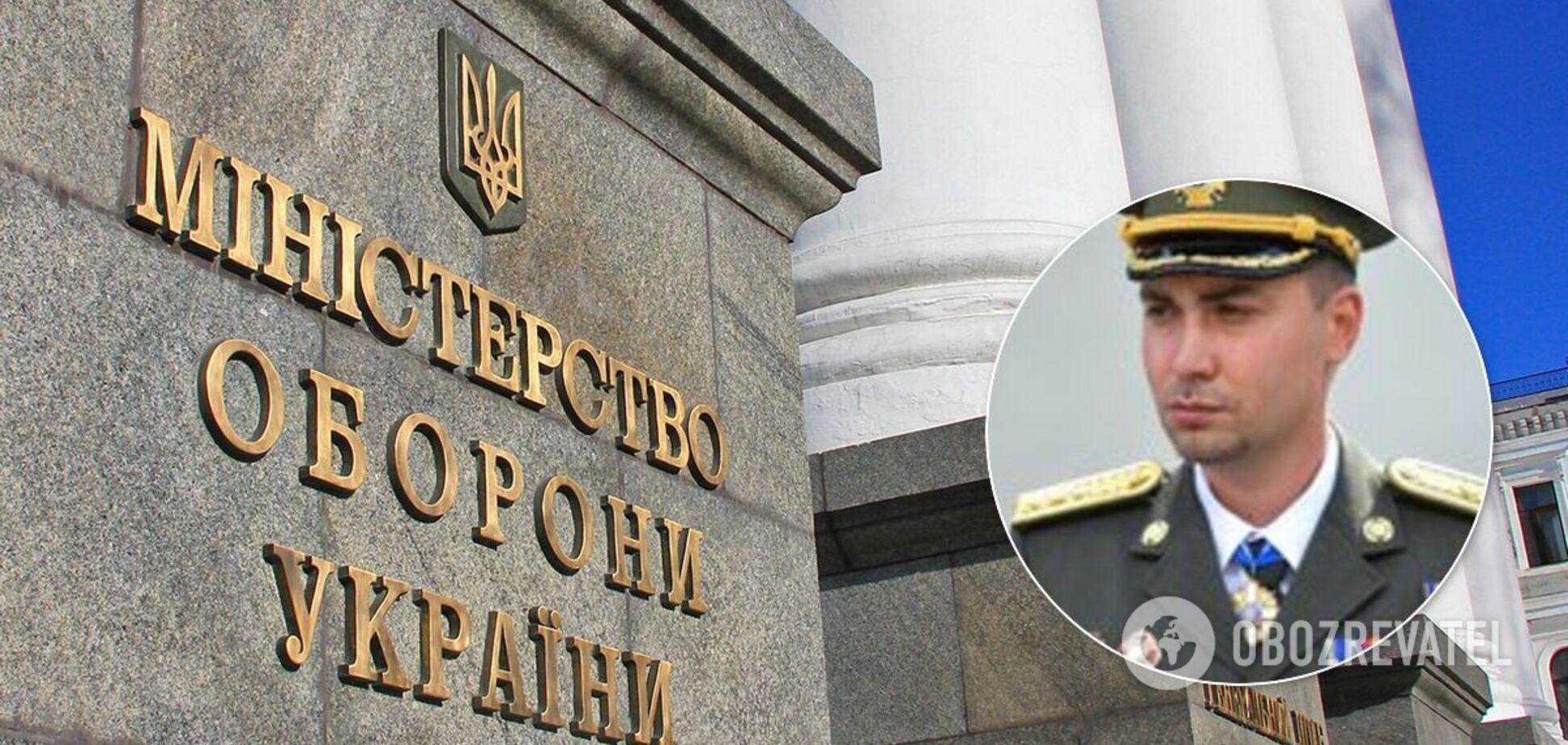 Новый глава военной разведки назвал основные угрозы для Украины