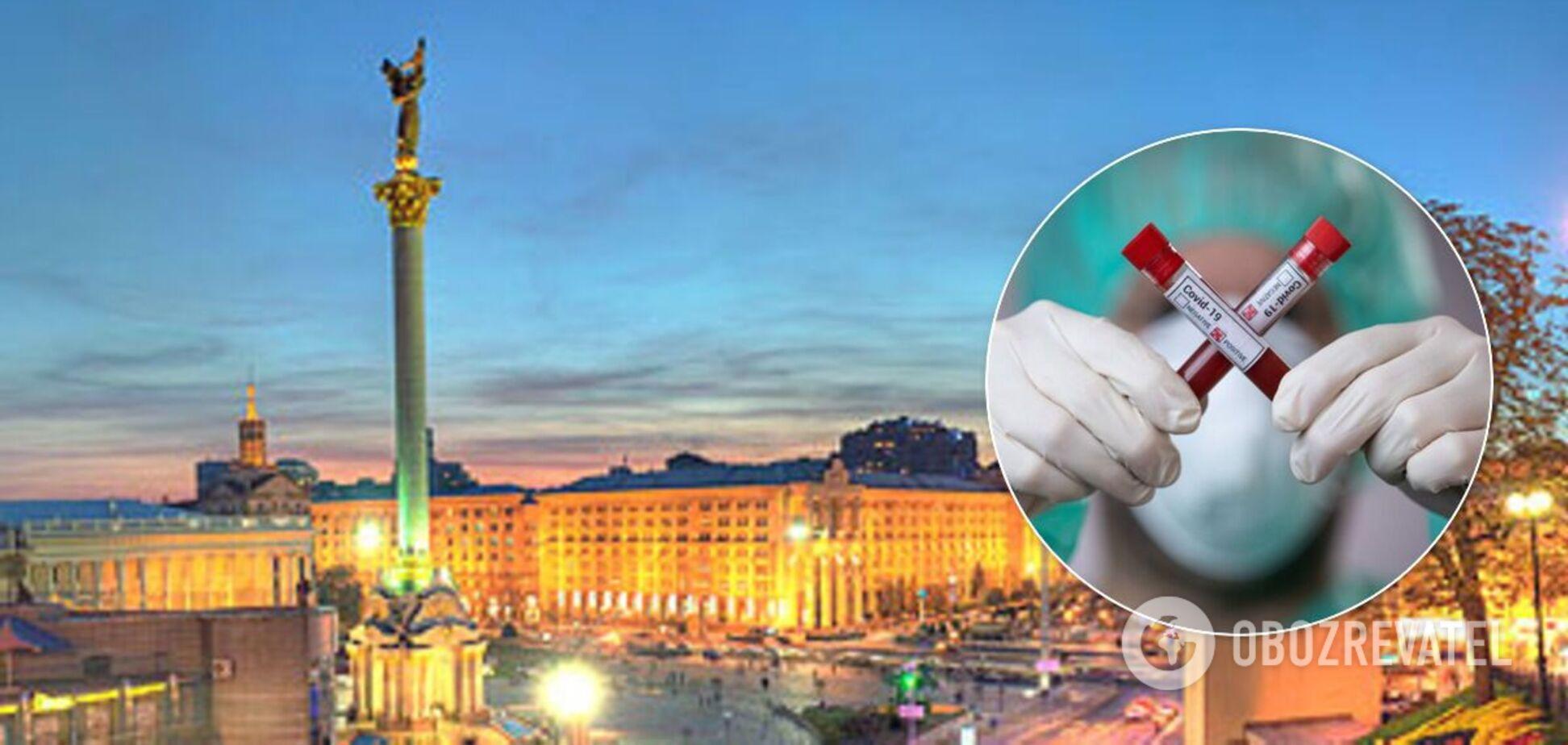 У Києві різко зросла кількість заражених коронавірусом