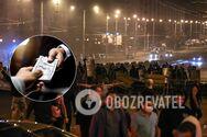 У Білорусі повідомили про затримання 'координатора і спонсора' протестів у Мінську