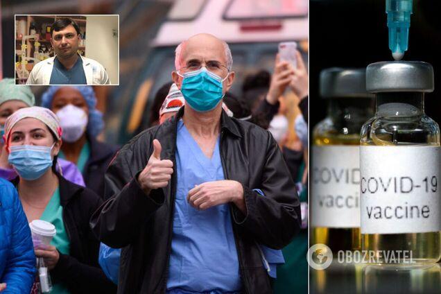Вакцина Путіна сумнівна, повторні випадки зараження COVID-19 можуть бути помилковими, – лікар з Ізраїлю