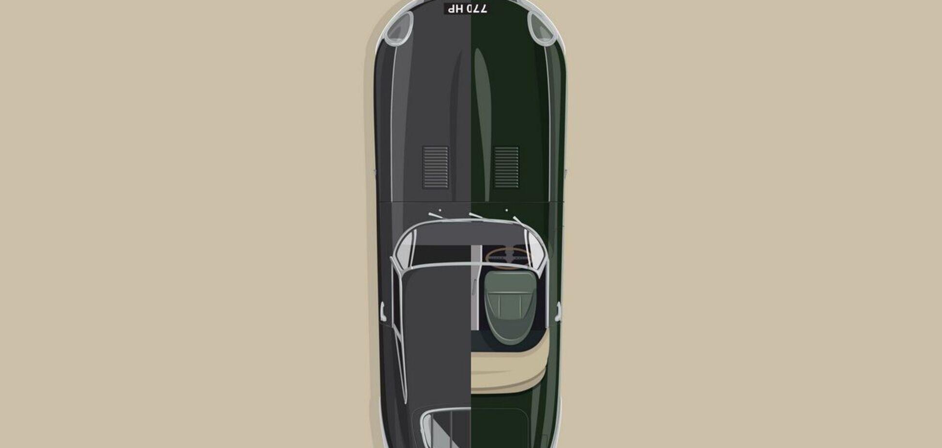 До 60-річчя E-type компанія Jaguar випустить 12 колекційних авто