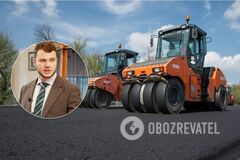 Криклий рассказал о строительстве новой дороги вокруг Киева