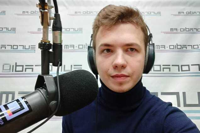 Протасевич назвав політику Лукашенка щодо України лукавою
