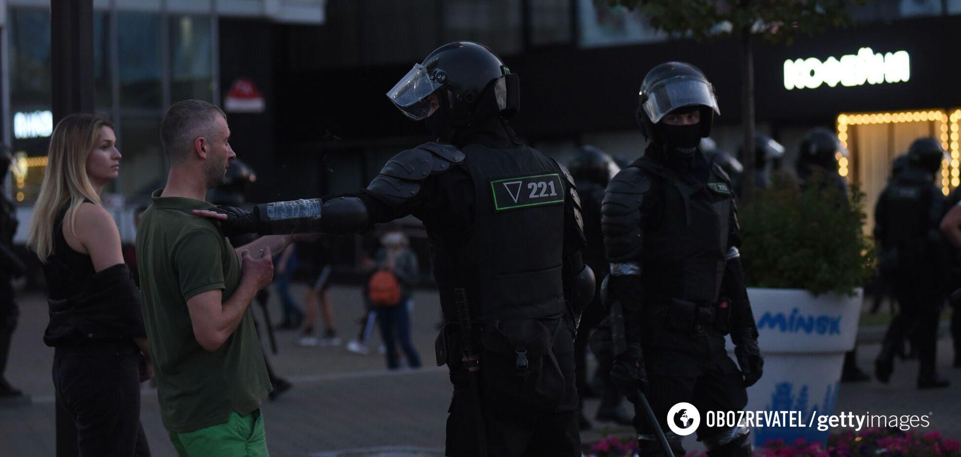 Протести в Білорусі тривають вже три дні