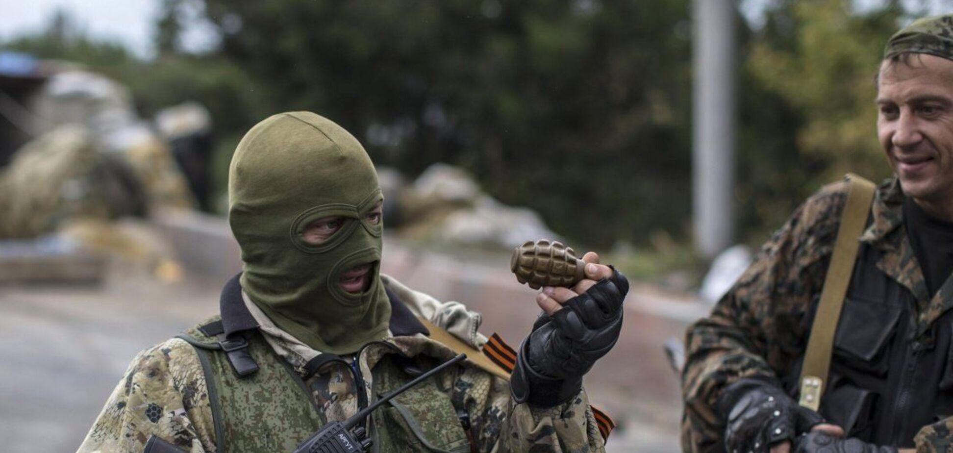 Терористи на Донбасі зазнають небойових втрат під час перемир'я