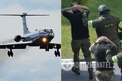 Беларусь согласилась передать России задержанных наемников