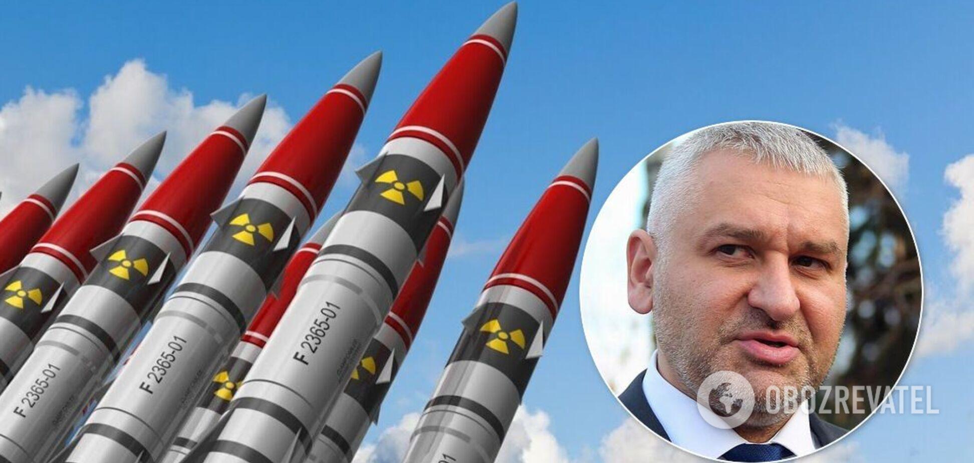 Марк Фейгін запропонував Україні повернути собі ядерний статус