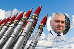 Марк Фейгин предложил Украине вернуть себе ядерный статус