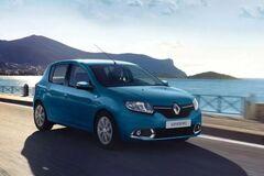 Самым продаваемым новым автомобилем июля 2020 стал Renault Sandero. Фото: renault.ua